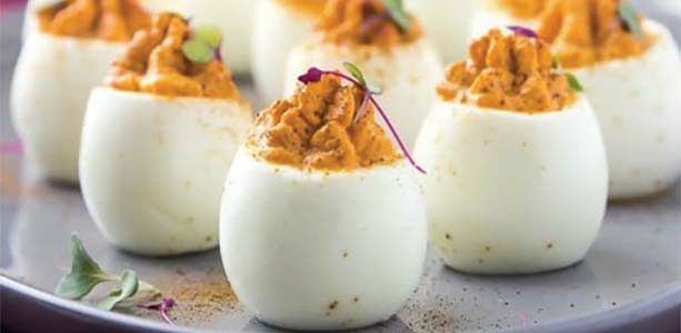 Deviled Egg Recipe Gloria Gilbere