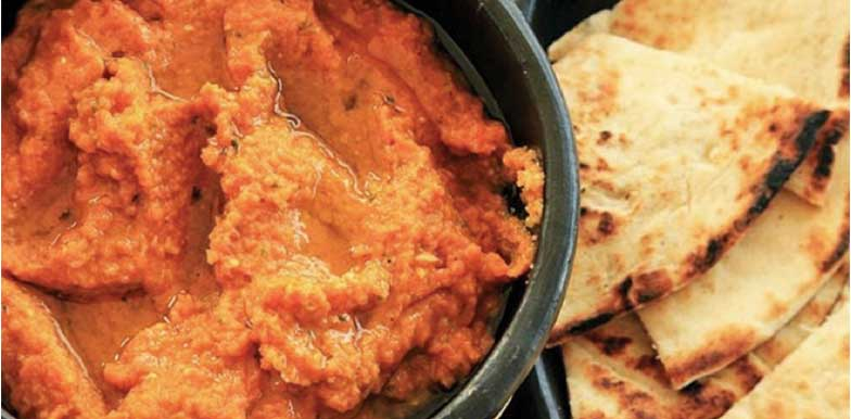 Moroccan-Style Spiced Carrot Dip Recipe