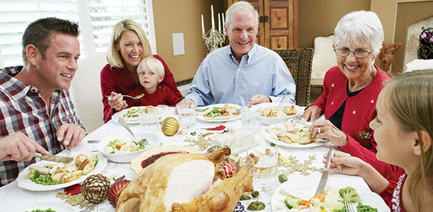 Holiday Health Risks With Over-Consumption Syndrome