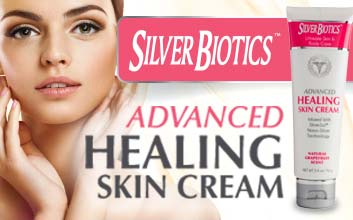 Silver Biotics Advanced Healting Skin Cream