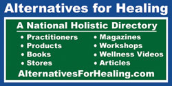 Alternatives for Health Holistic Directory