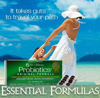 Dr. Ohhira's Probiotics from Essential Fomulas