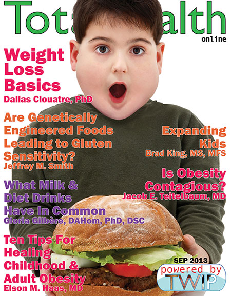Click to read Total Health Magazine Online September 2013