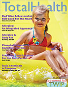 Click to read Total Health Magazine Online July 2014
