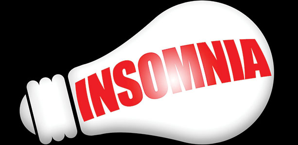 Your light bulb could be giving you insomnia!
