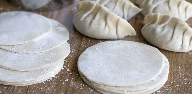 Homemade Empanada Dough