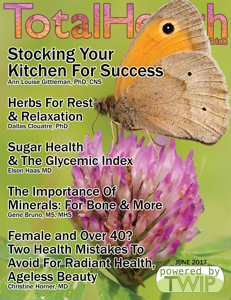 Total Health Magazine June 2017