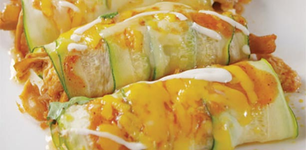 Enchiladas—Zucchini Version Recipe