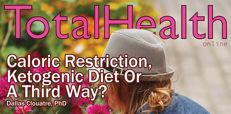 TotalHealth Magazine April 2018