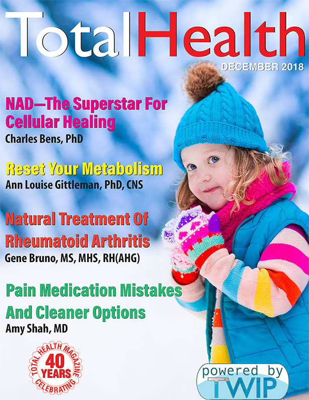 TotalHealth Magazine December 2018