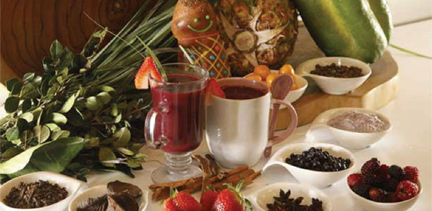 Traditional Holiday Drinks From Ecuador, Colombia And Peru