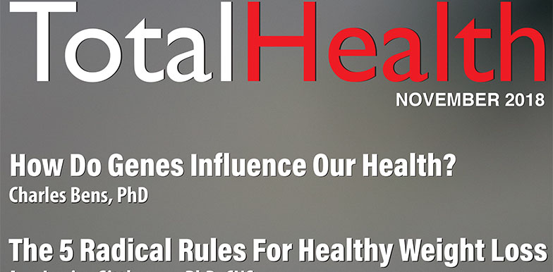 Total Health Magazine November 2018