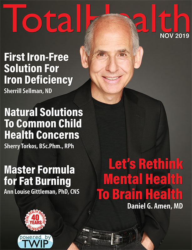 Total Health Magazine November 2019 IronCatch