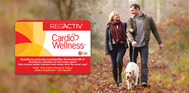 RegActive Cardio Wellness Probiotic Formula