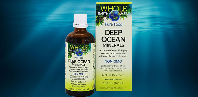 Solving Nocturnal Leg Cramps with Deep Ocean Minerals