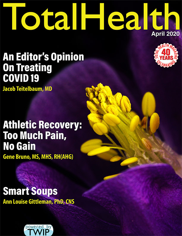 TotalHealth Magazine April 2020
