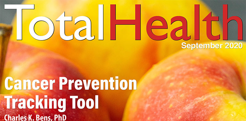 TotalHealth Magazine September 2020