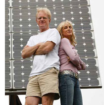Living Green with Ed Begley Jr. & Rachelle Carson
