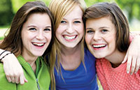 Woman to Woman—Female Friendship Good for Your Health