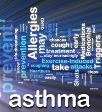 Food Allergies Can Cause Asthma