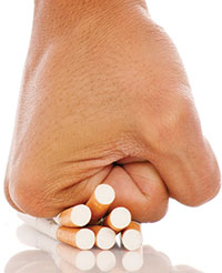 FUHGEDDABOUTIT! The Holistic Approach to Quitting Smoking