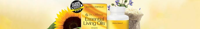Essential Formulas Essential Living Oils