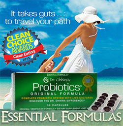 Dr. Ohhira's Probiotics from Essential Fomulas