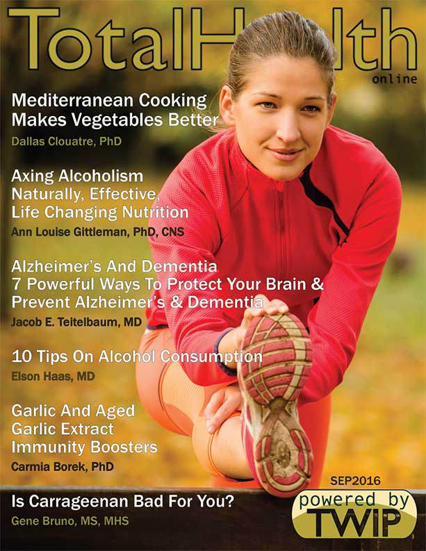 September 2016 Total Health Magazine