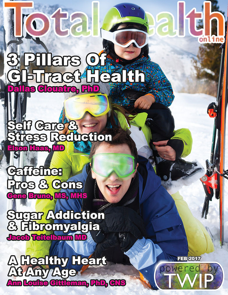 Total Health Magazine February 2017