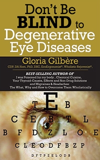 Don t be BLIND to Degenerative Eye Diseases