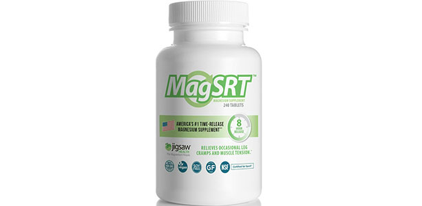 MagSRT Magnesium Supplement Review