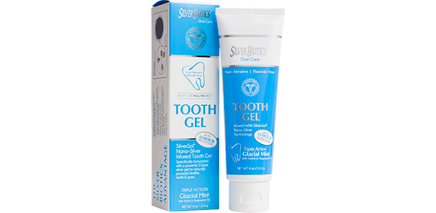 SilverBiotics Oral Care, Tooth Gel, Glacial Mint Review