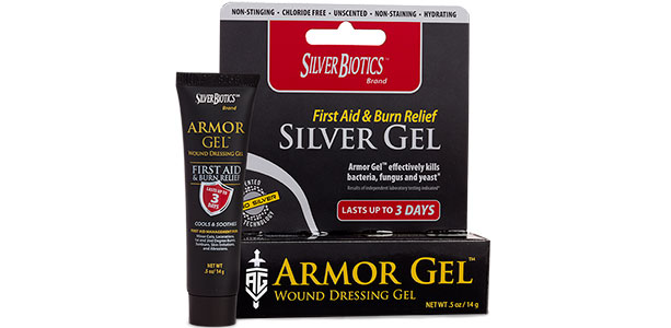 Silver Biotics Armor Gel Review