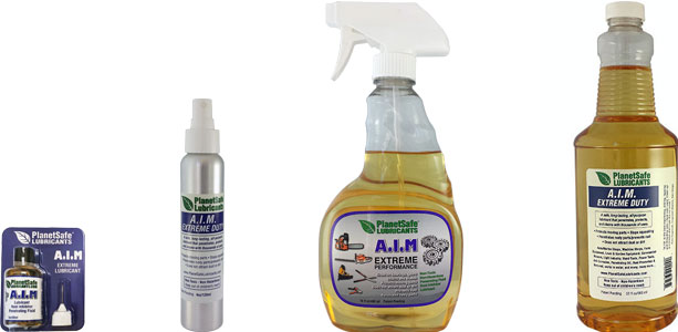AIM Lube Non-Toxic Replacement For WD-40
