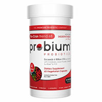 Probium® Premium Probiotics Pro-Cran Blend 6B selected as FINALIST for SupplySide CPG Editor s Choice Awards