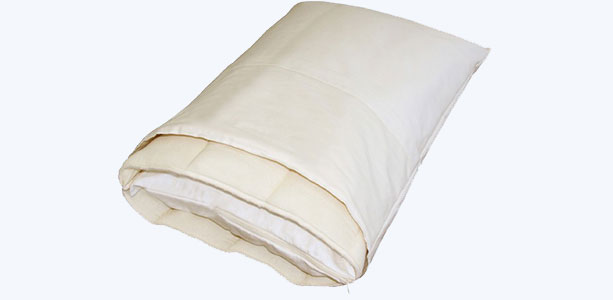 Naturepedic Trio Organic Pillow