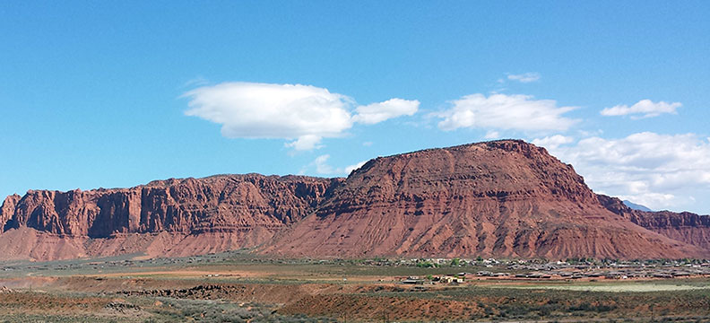 Red Mountain St. George Utah