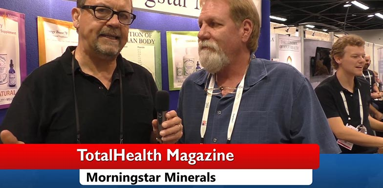 Morningstar Minerals Expo West 2018